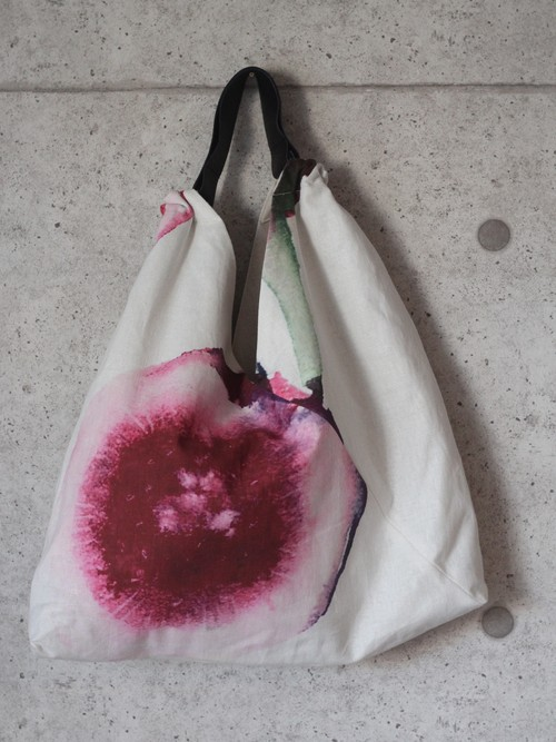 ROMIMAYA いちじく [FUROSHIKI Shoulder bag ] M
