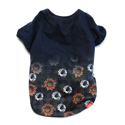 COLORFUL FLOWER TEE