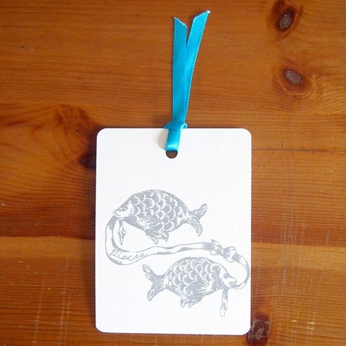 星座カード Pisces