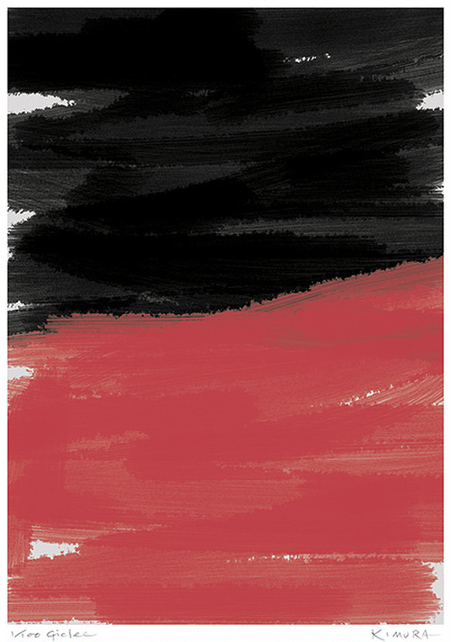 Black & Red-A1