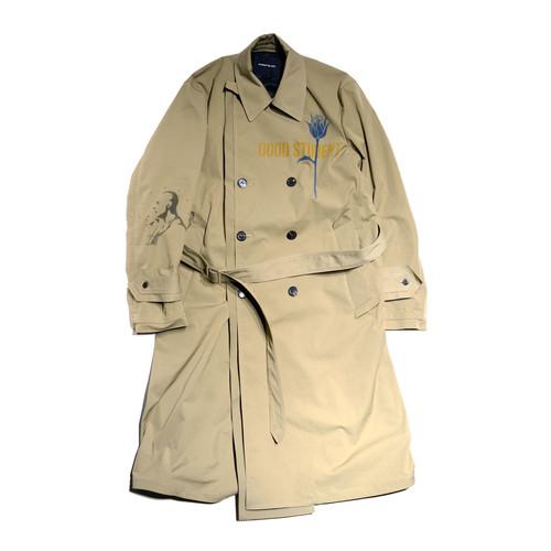 ALMOSTBLACK 19SS Trench Coat