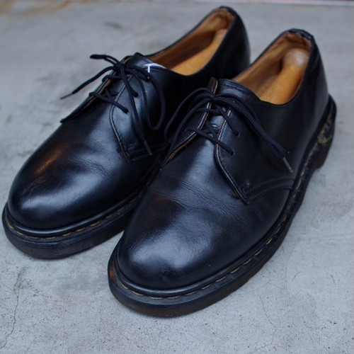 DR. MARTENS 1461 3Hole Shoes / Black / Made in ENGLAND ドクターマーチン 黒 3ホール