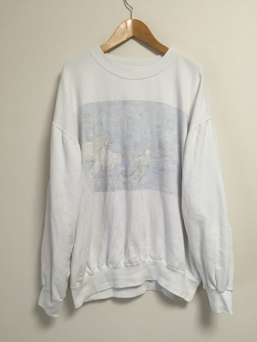 90's angel fly sweat