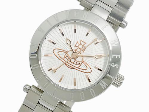 ヴィヴィアンウエストウッド VIVIENNE WESTWOOD レディース 腕時計 VV092SL ホワイト
