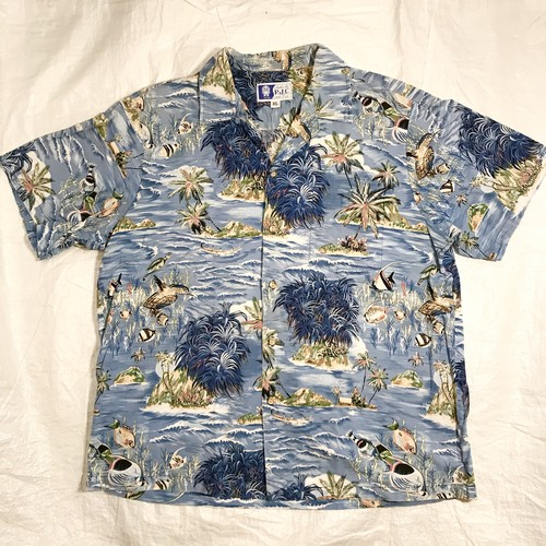 RJC アロハシャツ Made in Hawaii