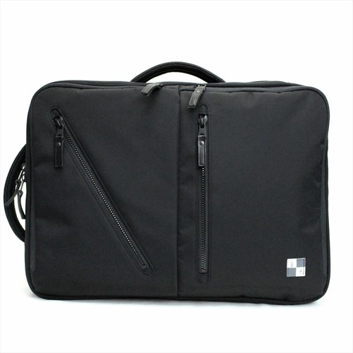 HARVEST LABEL 「BUSINESS LINES」 2-WAY RUCK (L) <BLACK>