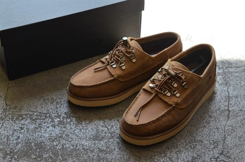 ENGINEERED GARMENTS × SEBAGO OVERLAP