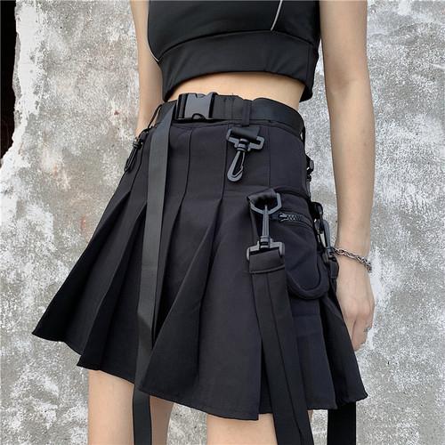 【ボトムス】原宿ファッション個性派ストリート系スカート