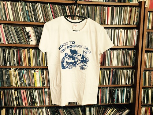 【SALE】THE BOOGIE JACK 「ROCK TO TBJ」Tシャツ