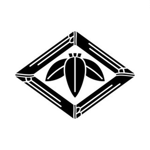 竹菱に三枚笹(2) aiデータ