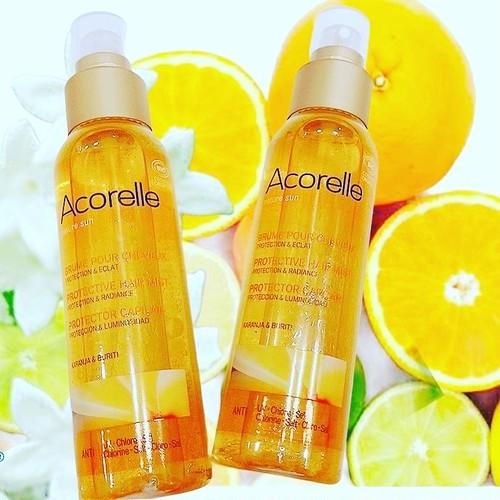 髪の紫外線ケア ヘアオイルミスト ジャスミン&オレンジ (ヘアトリートメント)