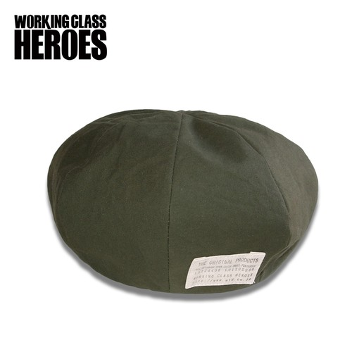 Working Class Heroes Military Beret -OD