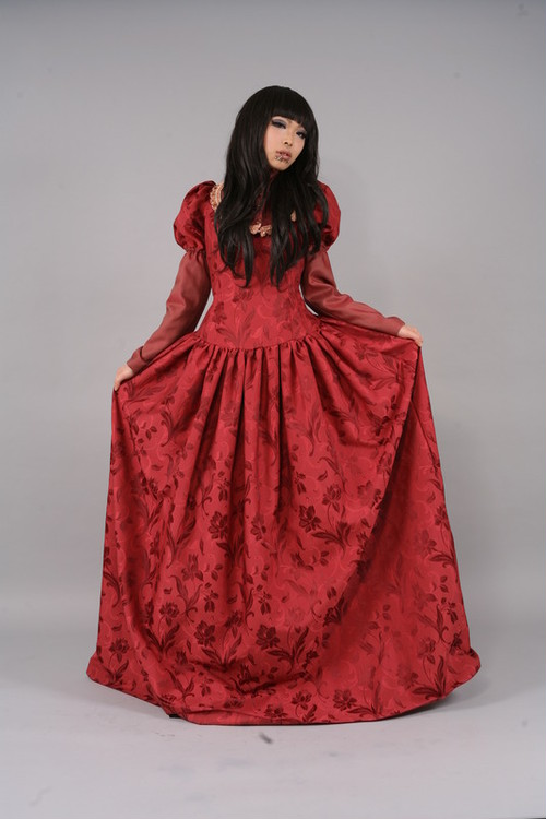 REDQUEEN DRESS