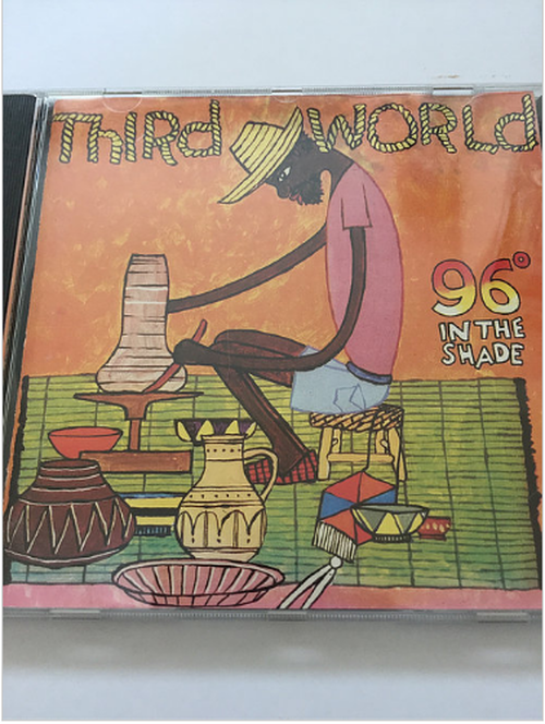 Third World (サードワールド) - 96 Degrees In The Shade【 CD】