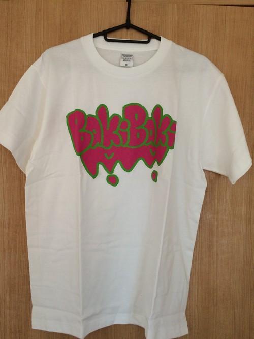 BAKIBAKI Tシャツ