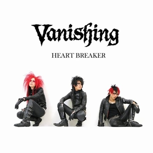 Vanishing - heart breaker CD