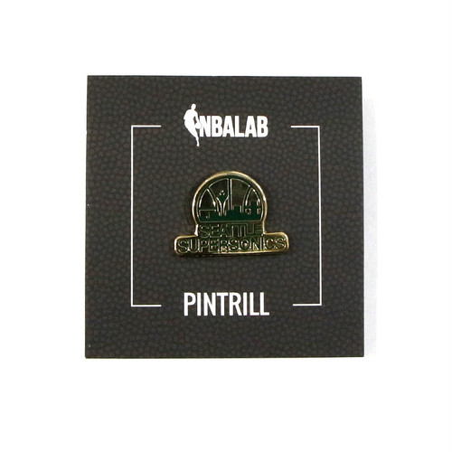 【PINTRILL】Seattle Supersonics Pin