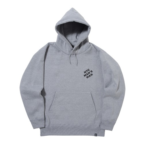 MAN'S MAN PULL PARKA(GREY)[TH8A-022]
