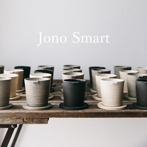 素材を活かした美しい造形 英国の陶芸作家【Jono Smart】