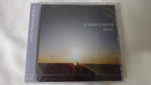 A Quiet Evening - dawn(CD)