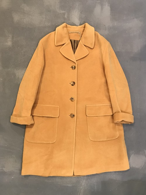 AIGNER Wool Angora Chester Coat / Made in Italy [284]