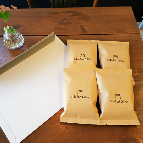 コーヒー豆 おまかせ100g×4個 【クリックポスト発送】