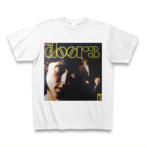 「The Doors」ロックTシャツver.1 WATERFALLオリジナル ※完全受注生産品 S / M / L / XL
