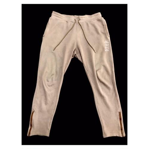 残りわずか!SF jogger pants(GRAYISH BEIGE)