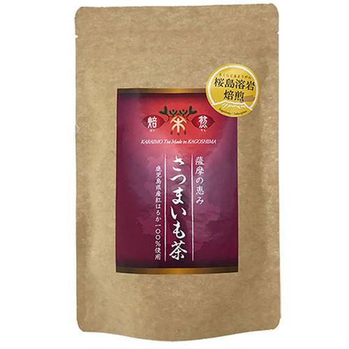 薩摩の恵み 焙煎さつまいも茶 70g