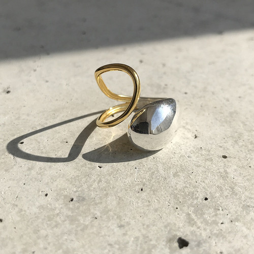 Byclor Silver Ring