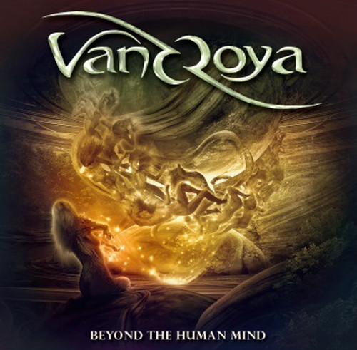 VANDROYA 『Beyond The Human Mind』 日本盤仕様