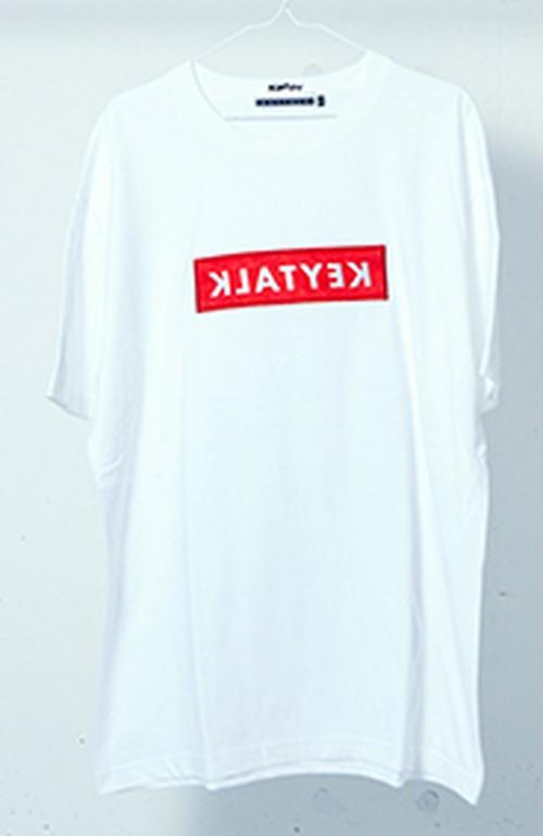 KEYTALK 刺繍Tシャツ