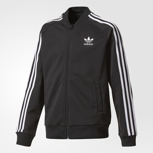 adidas originals Men's Track Superstar Track Jacket