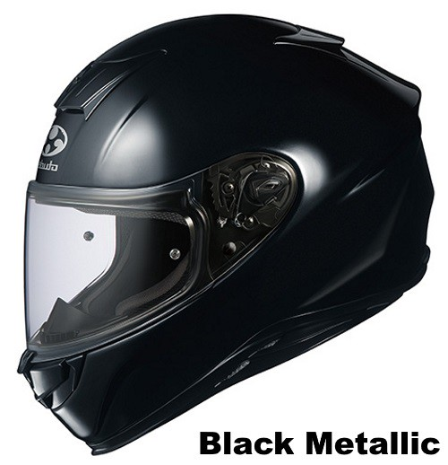 OGK AEROBLADE-5 Black metallic