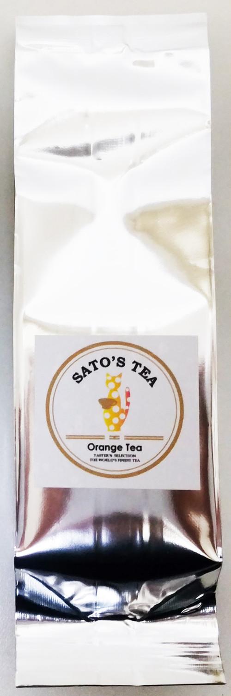 オレンジティー リーフティー SATO'STEA