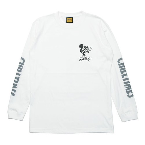 DOWNHILL MY LIFE L/S T-SHIRTS
