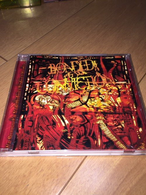 xBonded By Convictionx - S/T CD-R