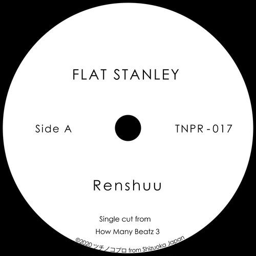 """5"""" Vinyl (Single cut from """"HOW MANY BEATZ 3"""") TNPR-017"""
