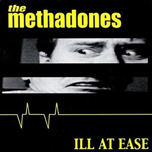 the methadones / ill at ease cd USED