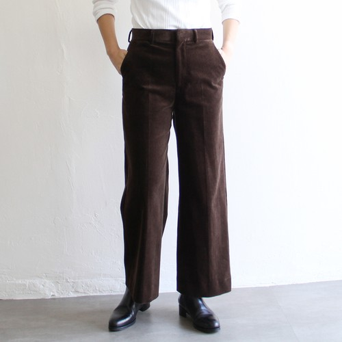 UNION LAUNCH【 womens 】corduroy pants
