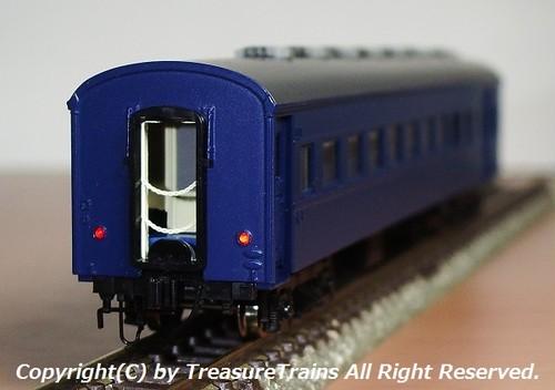 〔N/特製品〕スハフ42形(青)