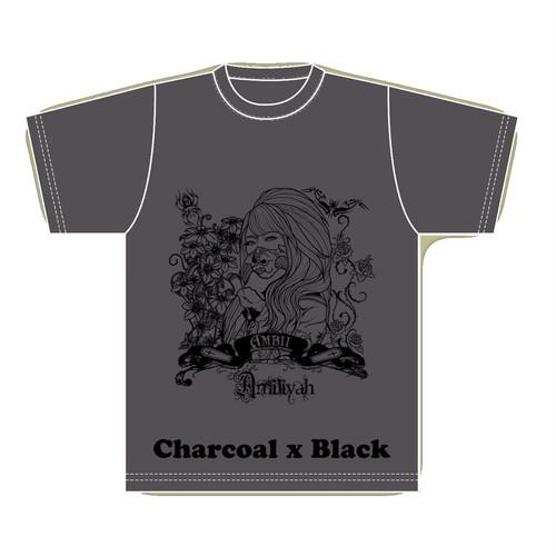 Ambii Birthday Tシャツ(チャコール)