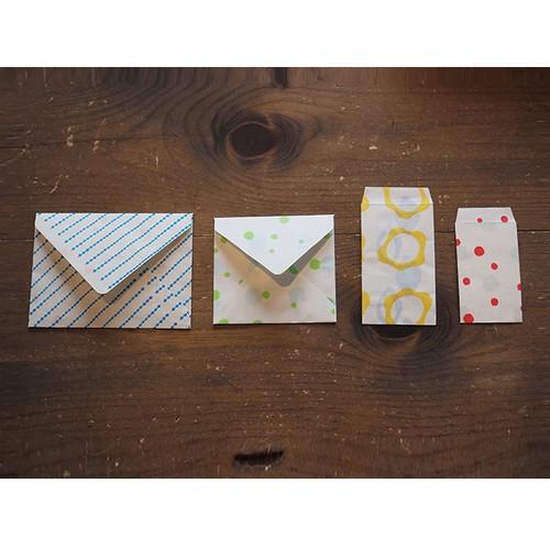 和紙 封筒・ポチ袋セット(A) / Washi Envelop Set A