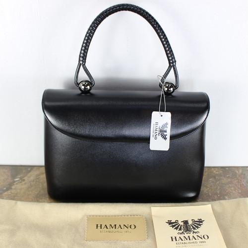 .HAMANO LEATHER FORMAL HAND BAG/濱野レザーフォーマルハンドバッグ 2000000037448