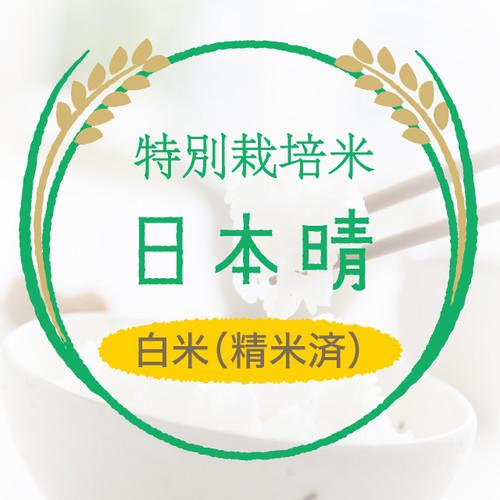 特別栽培米 日本晴 白米27kg〈1週間以内で発送〉