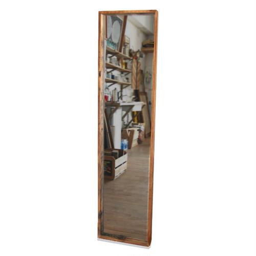 受注生産品 Reclaimed Floor Mirror