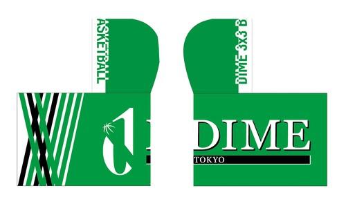 TOKYO DIMEオリジナルフード付きタオル