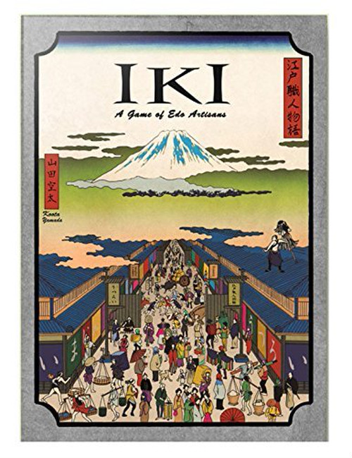 江戸職人物語 (IKI : A Game of EDO Artisans)