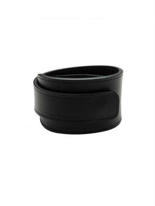 Leather bracelet 'ribbon' ブレスレット 141ABR17