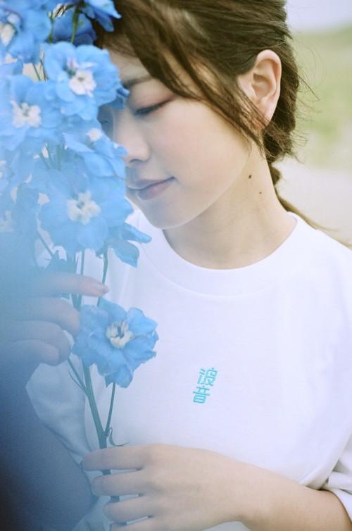 大人のぱおんTシャツ ホワイト【受注生産】